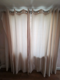 Curtain rail x 2