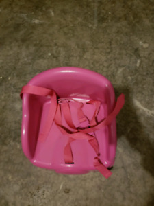 kids table booster seat