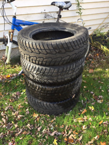 Winter Tires for Sale P225/60/R16