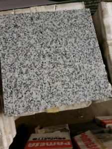 "12"" Marble tile (150 sq.ft)"
