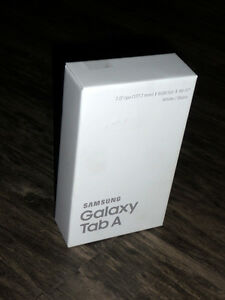 "Samsung Galaxy Tab A 7.0"" White -- Brand New in Sealed Box"