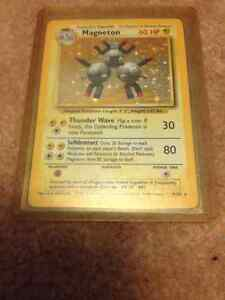 Pokemon Base Set #/102 Rare Holo's (1999) Mint condition Cambridge Kitchener Area image 9