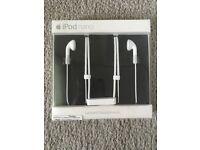 iPod Nano Lanyard Headphones