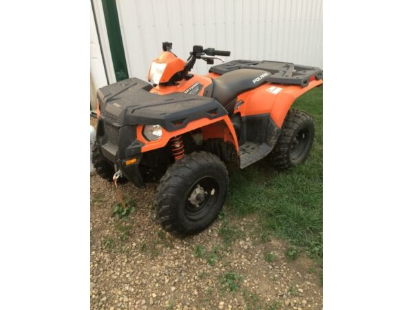 Used 2012 Polaris sportsman HO