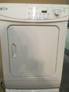 "24"" Apartment size Dryers  1 year warranty/delivery/install incl"