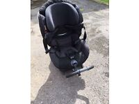 Be Safe Izi Combi x3 Isofix rear facing car seat, 9-18kg, 6 months-4 years
