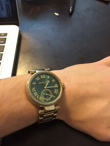 Great Condition Gold Michael Kors Watch