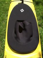 Jupette kayak neoprene Snap Dragon.