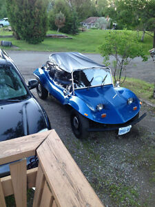 72 VW Street Legal Dune Buggy