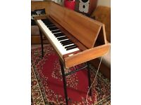 Early Hohner Pianet N Mk1 (valve preamp) Electric Piano