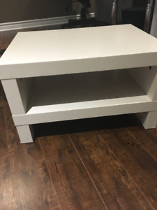 IKEA White TV stand great condition