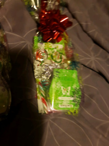 3 Christmas scentsy gift bags ready to go