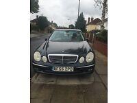 Mercedes Benz E280 v6 cdi Automatic £3200