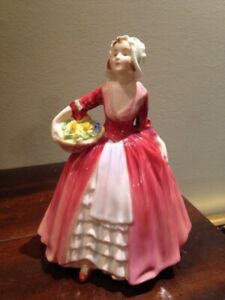 Royal Doulton Figurine  Janet