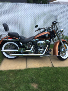 Deal pour sa Condition Harley Davidson Softail Deluxe 2008