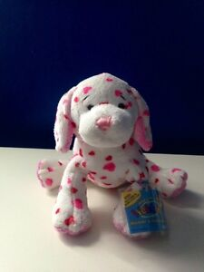 New Webkinz Love Puppy with New Unused Sealed Code Kitchener / Waterloo Kitchener Area image 1