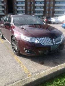 2011 Lincoln Mks  eco boost