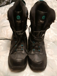 Extremly warm winter boots $30 size 8