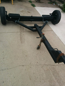 Tow Dolly ( For Rent ) Only           226-246-0410