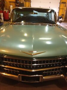 FOR SALE 1959 CADILLAC SERIES_62_ 6  WINDOW SEDAN