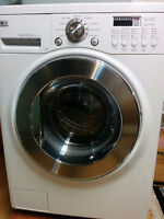 LG Washer&dryer ventless all in one.