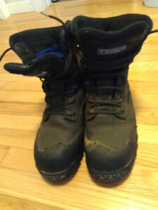 Work Boots. Size 13W