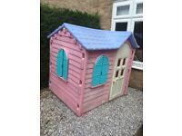 Little Tykes Pink Play house
