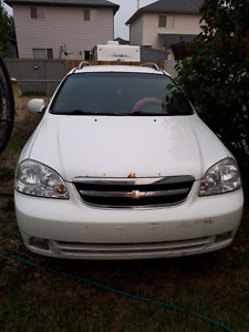 2006 Chevy Optima for parts