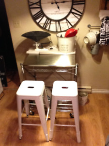 STOOLS FOR SALE.