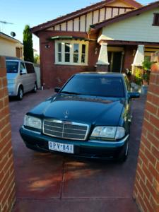 Mercedes Benz C240 Elegance 1997