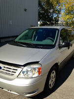 2004 Ford Freestar Advanced Trac 157Kms Etested Loaded $2500