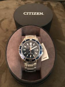 Citizen Pro Master Eco drive, BN0191-55L