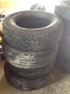 "4 18"" tires"