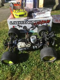 Radio Control cars nitro off road and on road cars