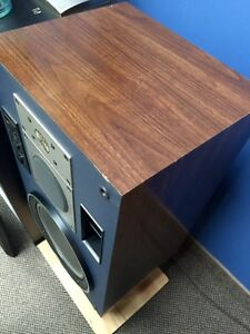 TECHNICS SB-M5 Speakers, excellent West Island Greater Montréal image 6