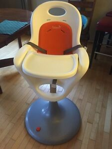 """Boon """"flair"""" high chair"""