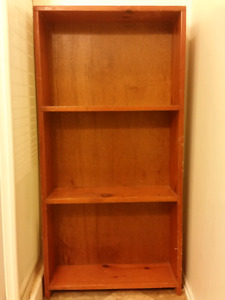 Beautiful Mahogany Bookshelf