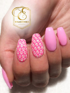 $15 OFF FIRST GEL NAIL SET WHEN YOU BOOK AND MENTION THIS AD!! Strathcona County Edmonton Area image 8