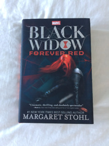 Roman sur Black Widow de Marvel (anglais)