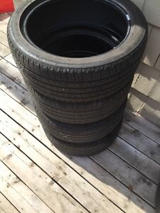 4 225/45R18 Michelin Primacy mxv4 good treat 180 OBO