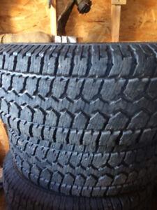 gmc sierra winter tires