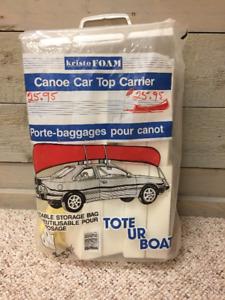 CANOE CAR TOP CARRIER - GIMLI