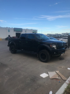 2012 F-150 Loaded FX4 Lifted