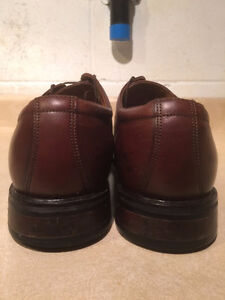 Men's Florsheim Brown Leather Dress Shoes Size 12 London Ontario image 2