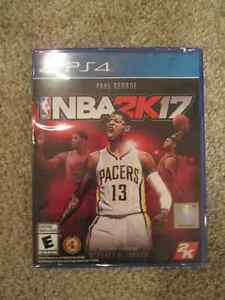 NBA 2k17 New Kitchener / Waterloo Kitchener Area image 1