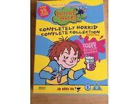 Horrid Henry Series one box set DVDs
