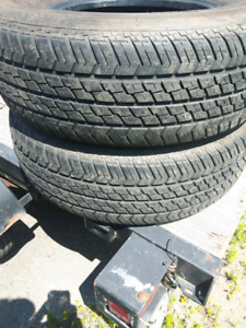 4 235/75/15 tires