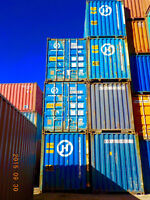 CONTAINERS 20' USED