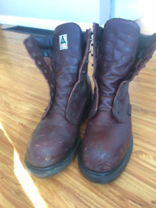 Red Wings Work Boot