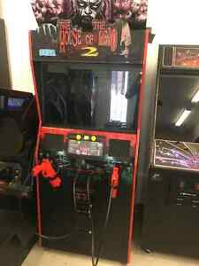 Sega House of The Dead 2 Full Size Arcade Game